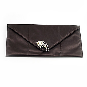 Wear Brooch on Clutch