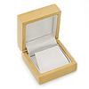 Luxury Wooden Natural Pine Earrings Box