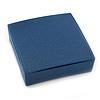 Glitter Blue Earrings/ Brooch/ Pendant/ Set Jewellery Box