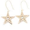 Twin Star Earrings