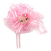 """Frilly Kids """"Lace and Ribbons Kitty"""" Pony Tail Hair Elastic/Bobble"""
