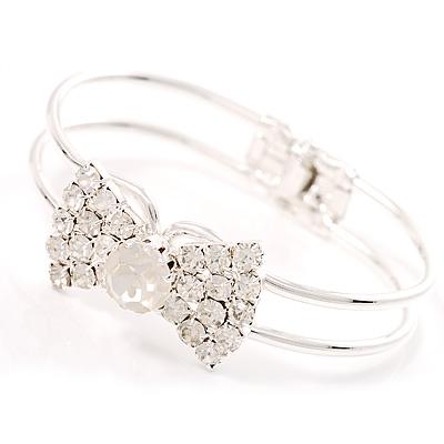 Bow Fashion Bangle Bracelet