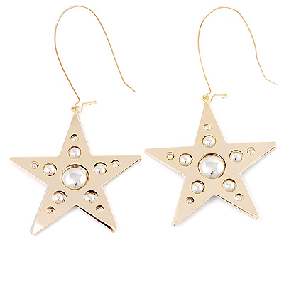 Twin Star Earrings