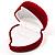 Burgundy Heart Gift Box - view 2