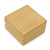 Luxury Wooden Natural Pine Earrings Box - view 2