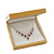 Large Natural Pine Luxury Presentation Wooden Box (Necklace, Pendant, Choker) - view 3