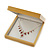 Large Natural Pine Luxury Presentation Wooden Box (Necklace, Pendant, Choker) - view 9