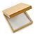 Large Natural Pine Luxury Presentation Wooden Box (Necklace, Pendant, Choker) - view 11