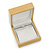 Luxury Wooden Natural Pine Earrings/Pendant Box