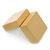 Luxury Wooden Natural Pine Ring Box - view 5
