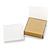 Luxury Wooden Natural Pine Jewellery Presentation Box (Earrings, Pendant, Brooch) - view 9