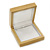 Luxury Wooden Natural Pine Jewellery Presentation Box (Earrings, Pendant, Brooch) - view 10