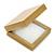 Luxury Wooden Natural Pine Jewellery Presentation Box (Earrings, Pendant, Brooch) - view 8