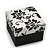 Black/White Card Ring/ Stud Earrings Box - view 6