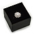 Black/White Card Ring/ Stud Earrings Box - view 5