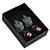 Black/White Card Pendant/Brooch/Earrings Box - view 9