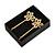 Black/White Card Pendant/Brooch/Earrings Box - view 12
