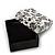 Black/White Bracelet/Watch Card Presentation Box - view 2