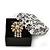 Black/White Bracelet/Watch Card Presentation Box - view 5