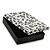 Black/White Card Pendant & Earrings Set Necklace & Earring Set/ Earring & Ring Set Box/ - view 5