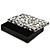 Black/White Card Pendant & Earrings Set Necklace & Earring Set/ Earring & Ring Set Box/ - view 7