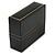 Black Leatherette Bangle/ Watch Box