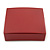 Glitter Red Earrings/ Brooch/ Pendant/ Set Jewellery Box - view 6