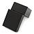 Large Black Leatherette Ring Box - view 5