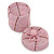 Ring/ Pendant/ Earrings Light Pink Glass Bead Handmade Box - view 4