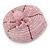 Ring/ Pendant/ Earrings Light Pink Glass Bead Handmade Box - view 5