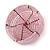 Ring/ Pendant/ Earrings Light Pink Glass Bead Handmade Box - view 8