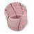 Ring/ Pendant/ Earrings Light Pink Glass Bead Handmade Box - view 6