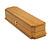 Victorian Style Luxury Wood Oak Gloss Jewellery Presentation Box (Bracelet, Pendant) - view 7