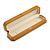 Victorian Style Luxury Wood Oak Gloss Jewellery Presentation Box (Bracelet, Pendant)