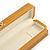 Victorian Style Luxury Wood Oak Gloss Jewellery Presentation Box (Bracelet, Pendant) - view 2