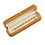 Victorian Style Luxury Wood Oak Gloss Jewellery Presentation Box (Bracelet, Pendant) - view 4
