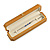 Victorian Style Luxury Wood Oak Gloss Jewellery Presentation Box (Bracelet, Pendant) - view 5