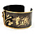 Stylish Black 'Crown' Ethnic Cuff Bangle - view 11