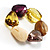 Chunky Multicoloured Nugget Flex Bracelet
