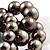 3 Strand Gray-Coloured Beaded Flex Bracelet - view 5