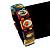 Stretch Multicoloured Wooden Saints Bracelet / Jesus Bracelet / All Saints Bracelet - Up to 20cm Length - view 2