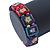 Multicoloured Wooden Owl Flex Bracelet - Adjustable - view 4