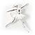 'Dancing Ballerina' Fashion Brooch - view 4