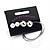 Versatile Set Of Hoop & Stud Earrings (Silver Tone)