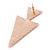 Multicoloured Enamel Geometric Egyptian Style Drop Earrings In Gold Plating - 55mm Length - view 6