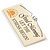 'GOOD MORNING LET THE STRESS BEGIN!' Funny, Work, Stress Quote Wooden Novelty Rectangle Plaque Sign Gift Ideas - view 2