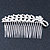 Bridal/ Wedding/ Prom/ Party Rhodium Plated Crystal Flower And Simulated Pearl Leaf Hair Comb - 95mm - view 7