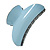 Large Pastel Blue Acrylic Hair Claw/ Hair Clamp - 9cm Across