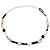 Long Oval Link Perspex Fashion Necklace - view 11