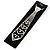 Clear Austrian Crystal Heart Tie Necklace - 32cm L/ 12cm Ext/ 17cm Tie - view 16